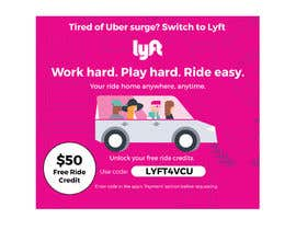 koeswandi tarafından alter a Lyft postcard design - make it better için no 3