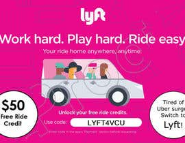 toririn tarafından alter a Lyft postcard design - make it better için no 1