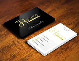 nº 13 pour Design Some Business Cards par pointlesspixels