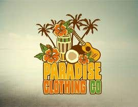#64 para Design a Logo for Paradise Clothing Co por salutyte
