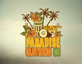 #66 para Design a Logo for Paradise Clothing Co por salutyte