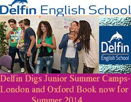 #3 untuk Design an email Banner to advertise a Junior Summer Centre oleh kentogz
