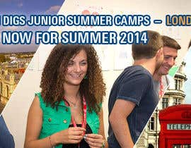 #8 for Design an email Banner to advertise a Junior Summer Centre af VrushaliSingh