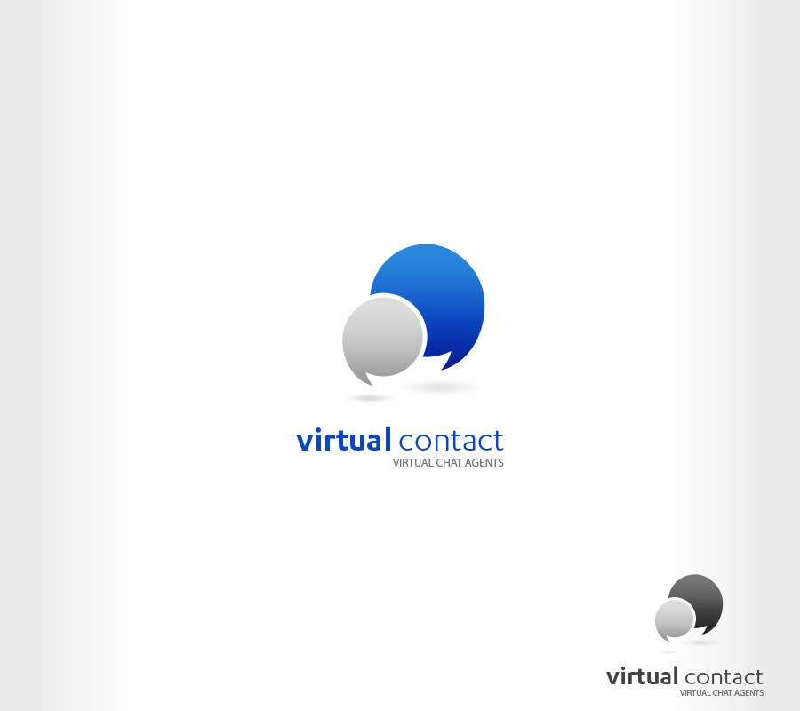 #8 for Virtual Contact by creativeideas83