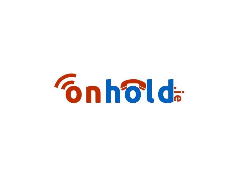 Inscrição nº 101 do Concurso para Design a Logo for  www.onhold.ie