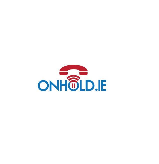 Inscrição nº 93 do Concurso para Design a Logo for  www.onhold.ie