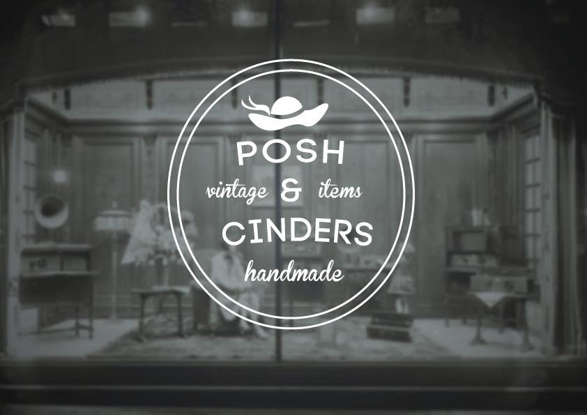Penyertaan Peraduan #15 untuk Design a Logo for Business that Sells Handmade and Vintage Items