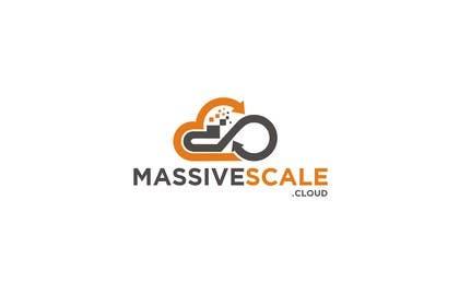 Press1982 tarafından Design a Logo for massivescale.cloud için no 523
