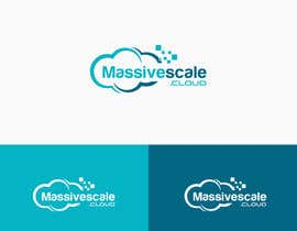 xpertdesign786 tarafından Design a Logo for massivescale.cloud için no 571