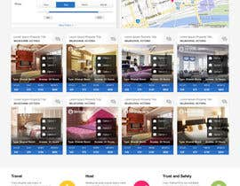 #20 untuk Design a Website Mockup for realestate website oleh clickinn