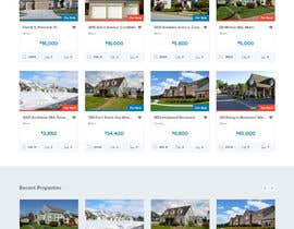 #6 for Design a Website Mockup for realestate website by HassanRizwi786