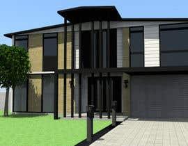 mediatenerife tarafından Design concept to remodel exterior of residential house için no 2
