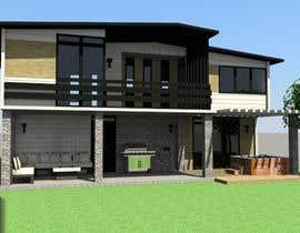 mediatenerife tarafından Design concept to remodel exterior of residential house için no 4