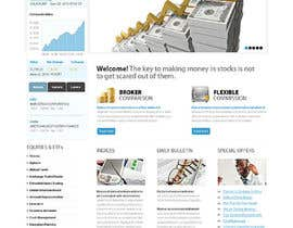 #26 para Design a Logo for a stock market website. por robiul007