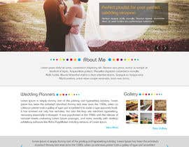 #2 para Design a Website Mockup for myweddingbids.com por ghazitech