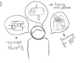 ezhilartworks tarafından Create an Animation for Gift sending web app için no 4