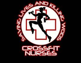 #31 for Design a T-Shirt for CrossFit Nurse by Pedro1973