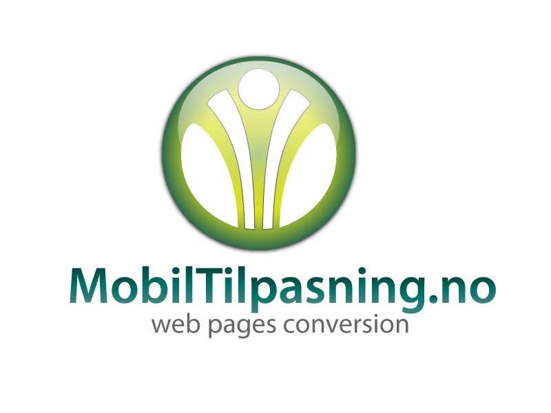 Penyertaan Peraduan #                                        509                                      untuk                                         Logo Design for www.MobilTilpasning.no