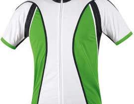 Nro 18 kilpailuun Design a Cycle Jersey käyttäjältä rebonmalik
