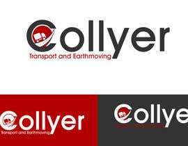 #16 cho Design a Logo for Collyer Transport and Earthmoving bởi thimsbell