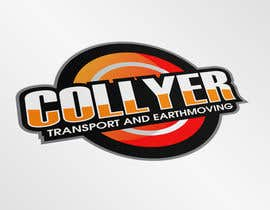 #74 cho Design a Logo for Collyer Transport and Earthmoving bởi MyPrints