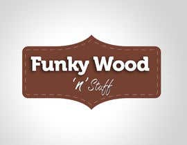 #9 for Design a Logo for Funky Wood 'n' Stuff by dreamst0ch