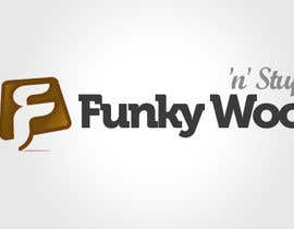 #32 para Design a Logo for Funky Wood 'n' Stuff por dreamst0ch