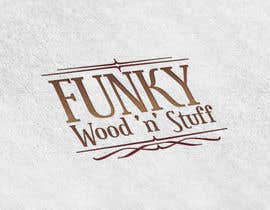 #21 for Design a Logo for Funky Wood 'n' Stuff by vladspataroiu