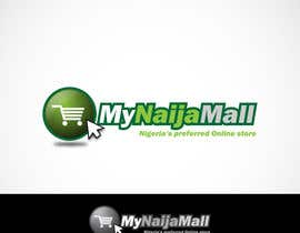 #20 for Design a Logo for NAIJAMALL af kenjutsu59