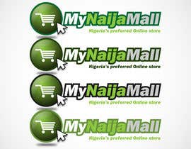 #27 for Design a Logo for NAIJAMALL af kenjutsu59