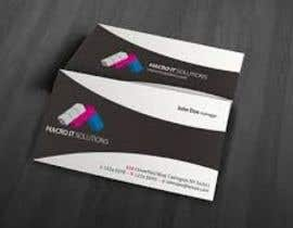 #18 for Design Some Business Cards by greenuniversetec