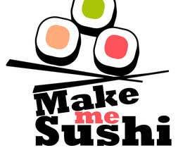 "#59 cho Design a Logo for 'MAKE ME SUSHI"" bởi MattGraphics"