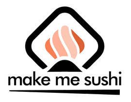 """#66 for Design a Logo for 'MAKE ME SUSHI"""" by MattGraphics"""