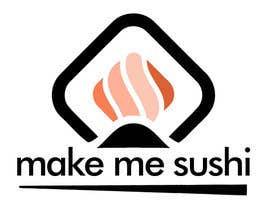 "#66 cho Design a Logo for 'MAKE ME SUSHI"" bởi MattGraphics"