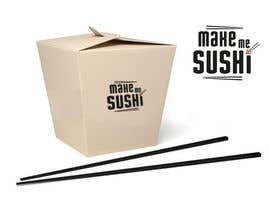 """#67 for Design a Logo for 'MAKE ME SUSHI"""" by cundurs"""