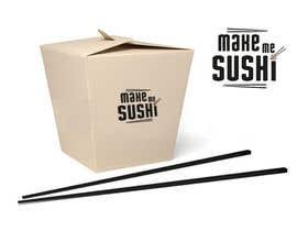 "#67 cho Design a Logo for 'MAKE ME SUSHI"" bởi cundurs"