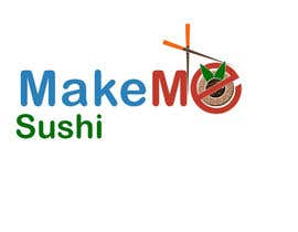 "nº 52 pour Design a Logo for 'MAKE ME SUSHI"" - repost par dipakart"