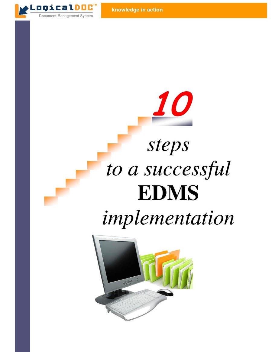 Kilpailutyö #8 kilpailussa A4 Brochure Template for Marketing