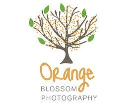 #62 for Design a Logo for Orange Blossom Photography by BobbijoPMH