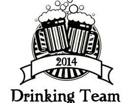nº 8 pour Design a T-Shirt for St. Paddy's Day Drinking Team par kevalpandya