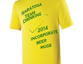 #7 for Design a T-Shirt for St. Paddy's Day Drinking Team by arsstyle