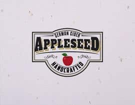"""zouhairgfx tarafından """"The AppleSeed"""" Cider Logo Design Contest için no 151"""