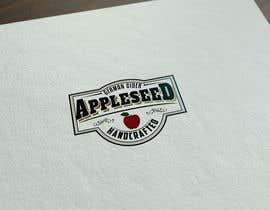 """zouhairgfx tarafından """"The AppleSeed"""" Cider Logo Design Contest için no 153"""