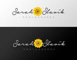 #104 para Design a Logo for Sarah Slavik Photography por Mechaion