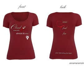 #8 for Design a T-Shirt for a Wine Bar by annamariamolnar
