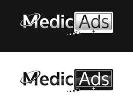#426 untuk Logo Design for MedicAds - medical advertising oleh Arpit1113