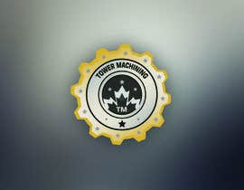 #19 cho Design a Logo & Banner for Machining Company bởi rishabh58