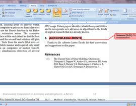 nº 19 pour Review english translation of science paper (needed computational skills) par EngrEd