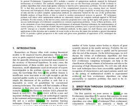 nº 30 pour Review english translation of science paper (needed computational skills) par soouiz