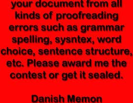 nº 13 pour Review english translation of science paper (needed computational skills) par DanishMemon7